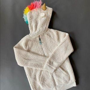 Cat & Jack Unicorn hoodie